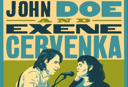John Doe, Exene Cervenka releasing acoustic album, X announces West Coast tour