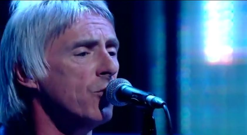 Video: Paul Weller plays 'The Attic,' 'Kling I Klang' on 'Later… with Jools Holland'