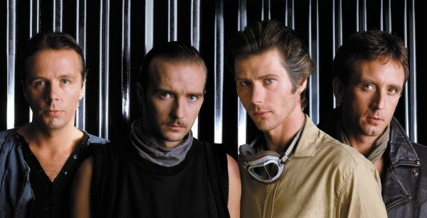 Stream: Ultravox, 'Brilliant' — first new track from reunited '80s-era lineup in 28 years