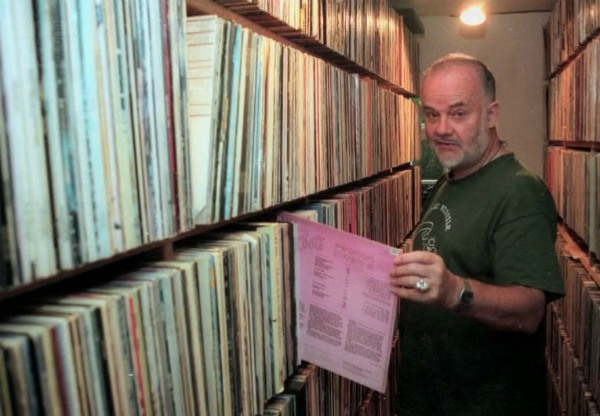 John Peel's record collection: First 100 titles in 'A' section now online for browsing