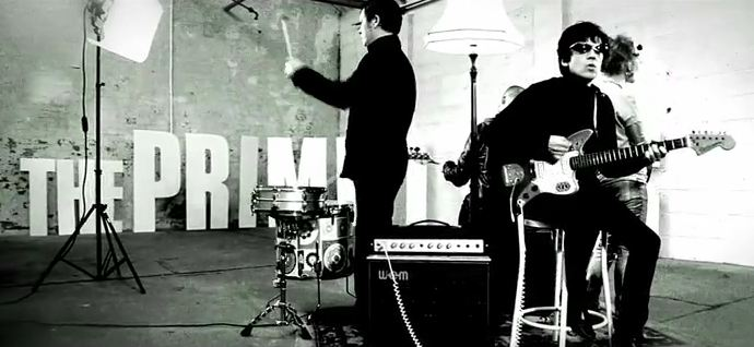 Video: The Primitives, 'I'm Not Sayin' — Nico cover off 'Echoes and Rhymes'