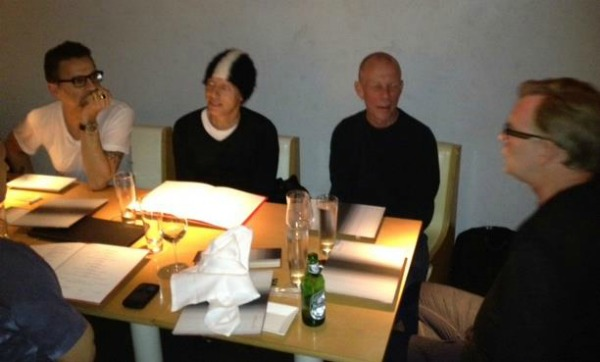 Vince Clarke rejoins Depeche Mode… for dinner