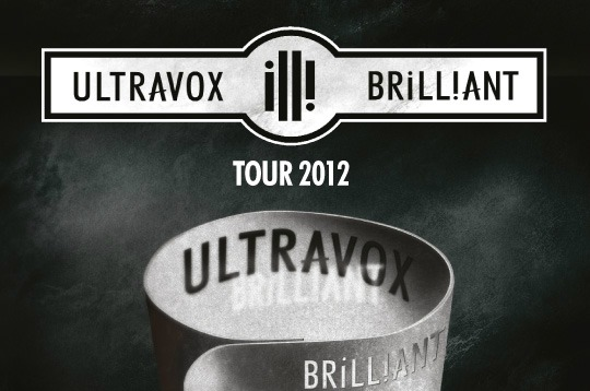 Ultravox announces 13-date U.K. tour this fall in support of 'Brilliant' reunion album