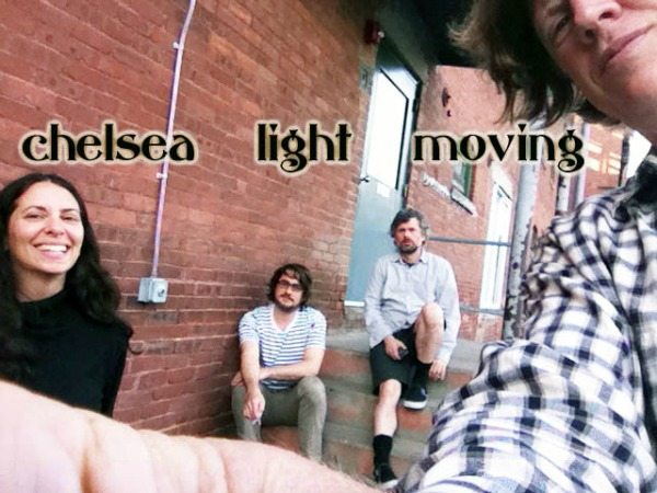 Free MP3: Thurston Moore debuts first track from new band Chelsea Light Moving