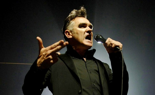 Morrissey to play 'Late Show with David Letterman' next week on eve of U.S. tour