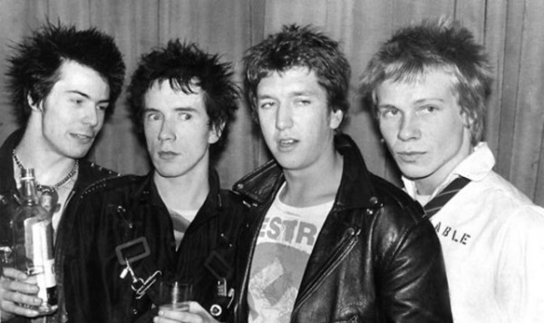 Stream: Sex Pistols, 'Belsen Was a Gas' with Johnny Rotten vocals — unreleased demo
