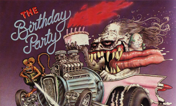 The Birthday Party's 'Junk Yard' to be reissued in special 12-inch/7-inch/CD set