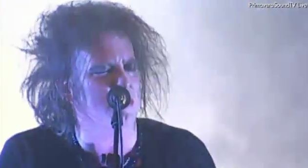 Video: The Cure at Primavera Sound — full webcast, plus rarities ('Just One Kiss,' 'Fight')