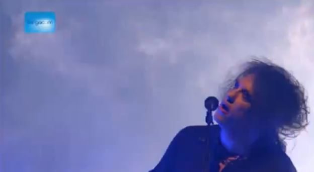 Video: The Cure at Belgium's Rock Werchter 2012 festival — watch full hour-long webcast