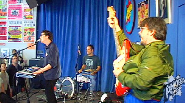 Video: Watch They Might Be Giants' 22-minute in-store set at Amoeba Music