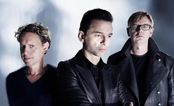 Depeche Mode's new album to be released in April 2013, followed by 'full world tour'