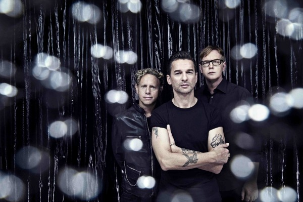 Depeche Mode shoots down fake 2013 tour dates as rumors swirl of 'secret' Dave Gahan show