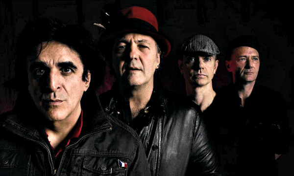Killing Joke: Jaz Coleman 'alive and kicking' in the Sahara, new 'KJ in Dub' project due