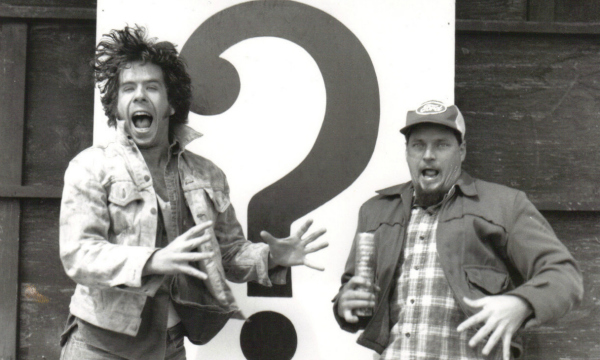 Mojo Nixon, Skid Roper reuniting for San Diego's Adams Avenue Street Fair this fall