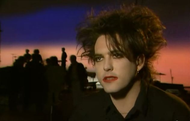 Vintage Video: The Cure's 'Just Like Heaven' — 38 minutes of behind-the-scenes footage