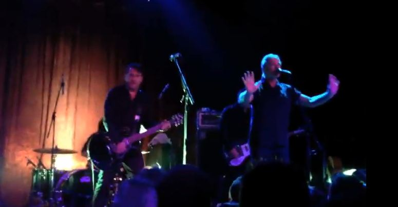 Video: Steve Kilbey joins The Afghan Whigs to perform The Church's 'One Day' in Sydney
