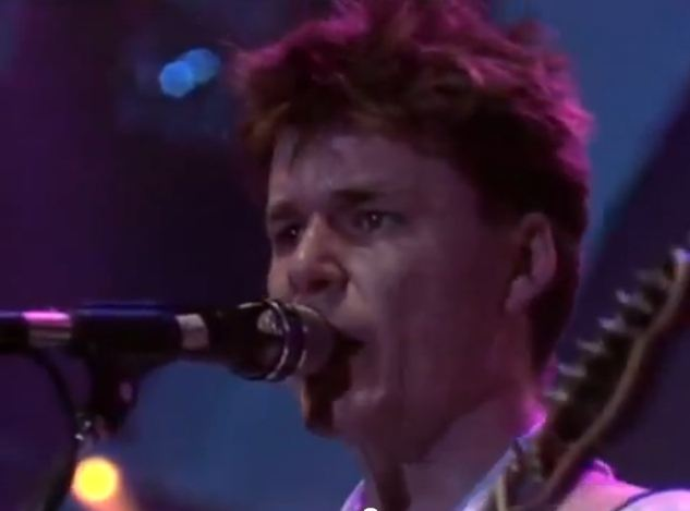 Vintage Video: Big Country on 'Rockpalast' in 1986 — watch full 100-minute concert