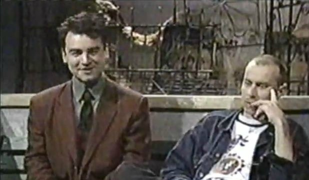 '120 Minutes' Rewind: The The's Matt Johnson talks to Kevin Seal — June 11, 1989