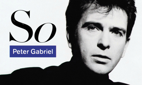 Peter Gabriel's 25th anniversary 'So' reissue to include 8-disc 'Immersion' box set