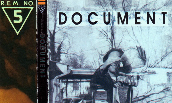 R.E.M.'s 'Document' 25th anniversary reissue to include unreleased 1987 concert