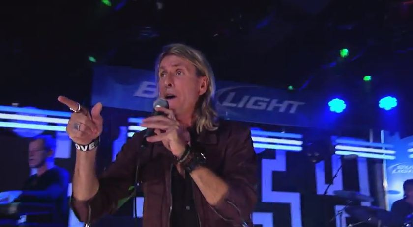 Video: The Fixx play new single 'Anyone Else,' 2 classic hits on 'Jimmy Kimmel Live!'