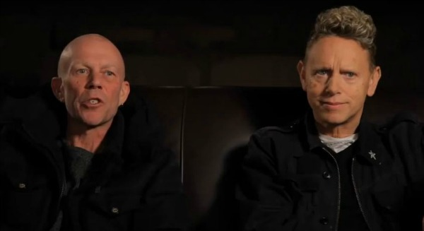 Video: Ex-Depeche Mode bandmates Vince Clarke and Martin L. Gore discuss VCMG