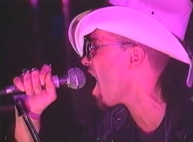 Vintage Video: Ministry&#8217;s &#8216;In Case You Didn&#8217;t Feel Like Showing Up&#8217; 1990 live set