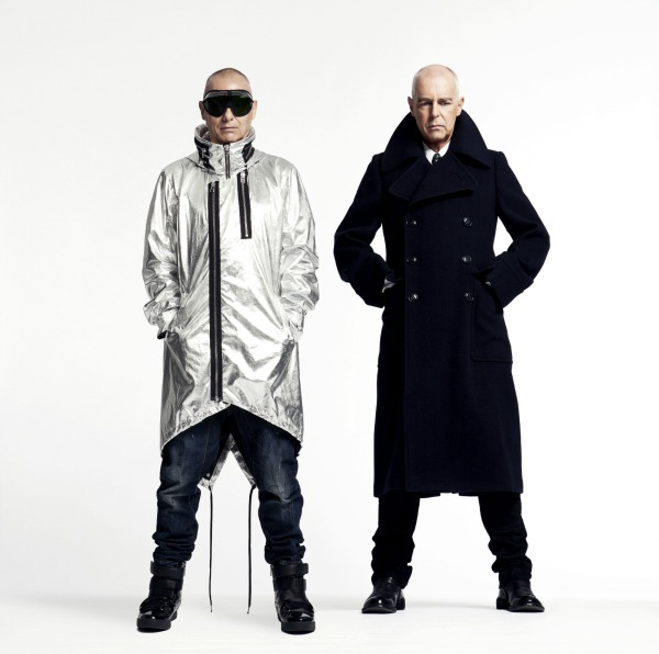 Pet Shop Boys circa 2012