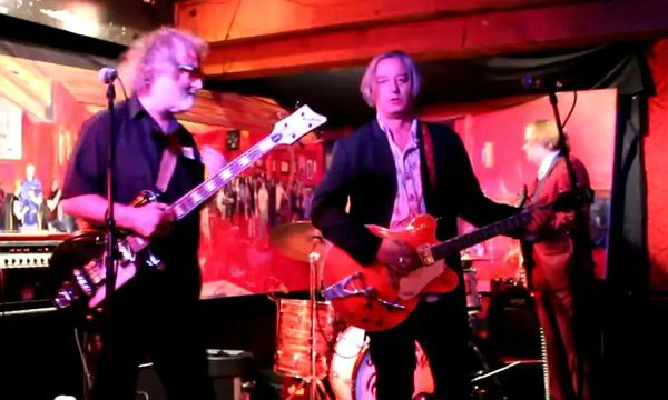Video: R.E.M.'s Peter Buck debuts solo band Richard M. Nixon in Seattle — watch full set