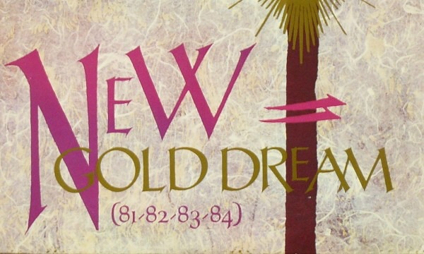 Simple Minds' Jim Kerr reflects on 30th anniversary of 'New Gold Dream'