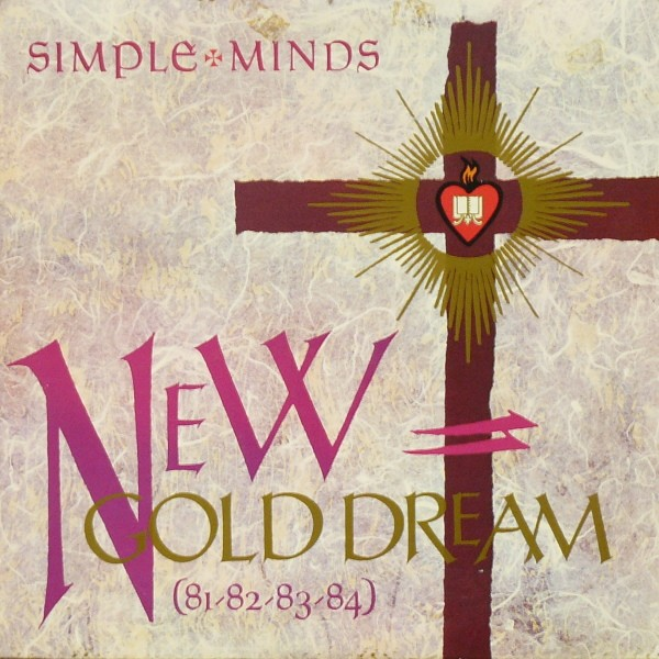 Simple Minds, 'New Gold Dream'