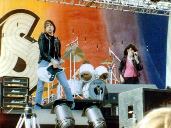 Milestones: US Festival debuted 30 years ago today — watch the Ramones' full set