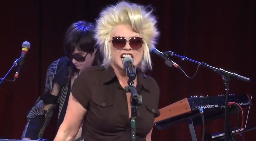 Video: Watch Blondie's 45-minute live NYC webcast — plus download 3 new songs