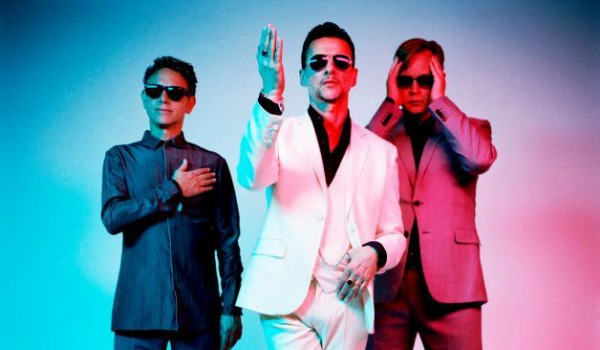 Depeche Mode expected to release 'Heaven' — first single off new album — on Feb. 5