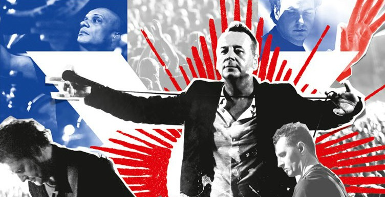 Simple Minds detail '5X5 Live' album featuring songs originally recorded from 1979-1982