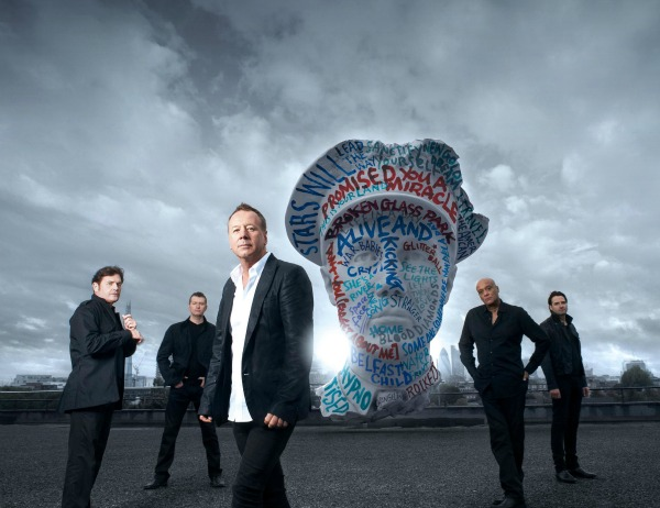 Simple Minds, circa 2012