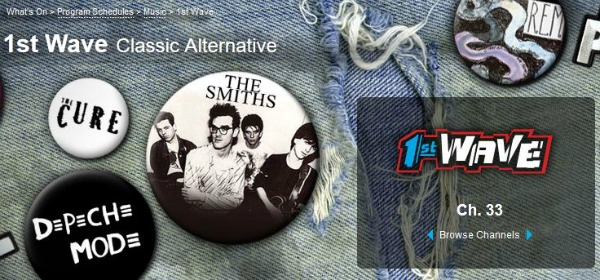 Playlist: Sirius XM's 'Dark Wave' — hosted by Slicing Up Eyeballs (11/11/12)