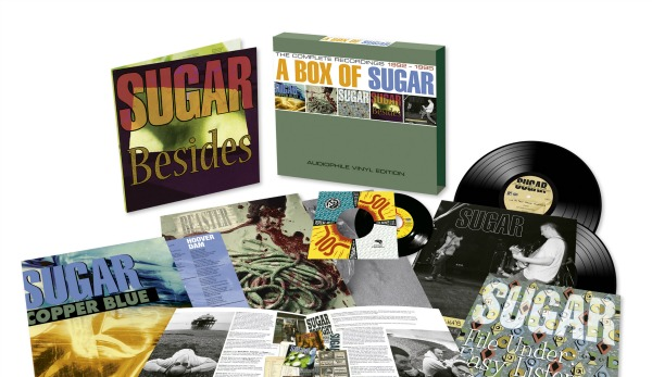 &#8216;A Box of Sugar&#8217; collects full recordings of Bob Mould&#8217;s post-Hsker D act on vinyl