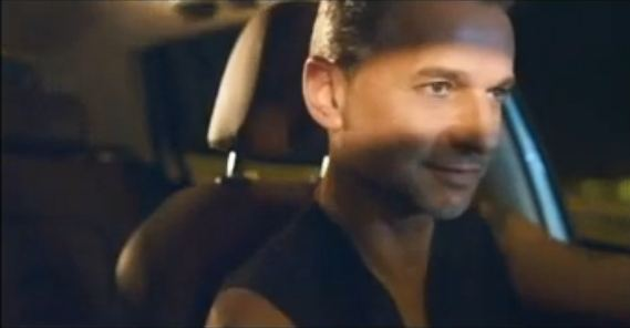 Video: Depeche Mode's Dave Gahan stars in Volkswagen ad featuring 'People Are People'