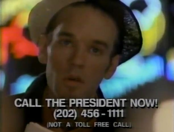 Watch 12 vintage MTV &#8216;Rock the Vote&#8217; promos with R.E.M., Red Hot Chili Peppers, Madonna
