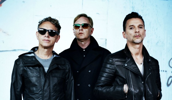 Depeche Mode signs to Columbia Records for release of new album in March