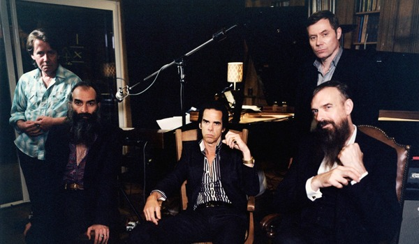 Full-album stream: Nick Cave & The Bad Seeds, 'Push the Sky Away'