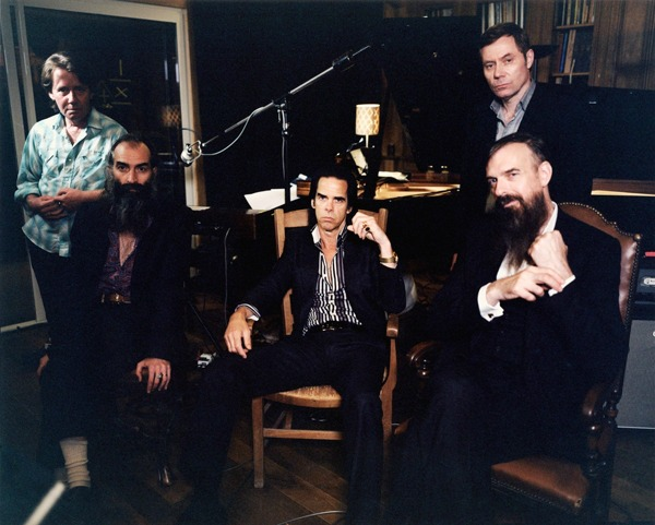 Nick Cave and the Bad Seeds, circa 2012