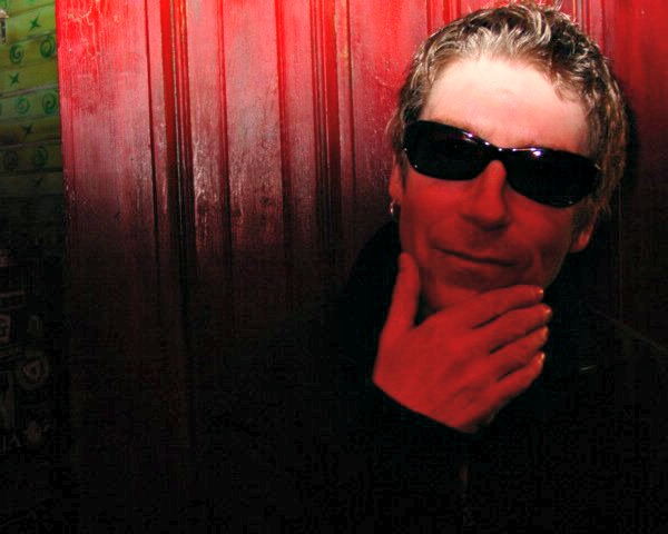 Richard Butler of The Psychedelic Furs