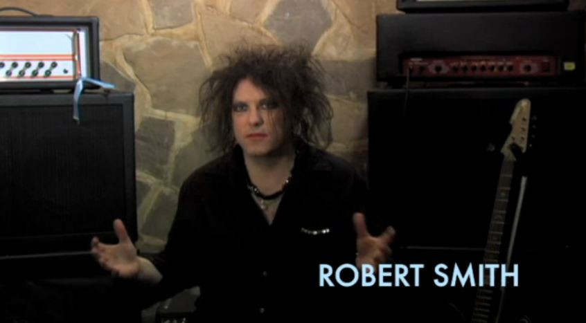 Video: The Cure's Robert Smith calls Cocteau Twins 'most romantic sound I'd ever heard'