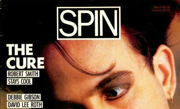 Spin, 1985-2012: Magazine unceremoniously halts publication, goes web-only