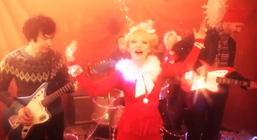 Video: The Primitives, 'You Trashed My Christmas' — new track off holiday comp
