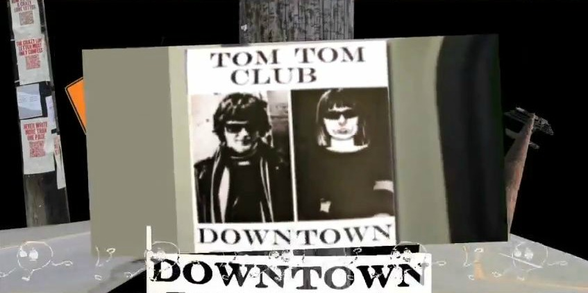 Video: Tom Tom Club, 'Kissin' Antonio' — second clip from new 'Downtown Rockers' EP