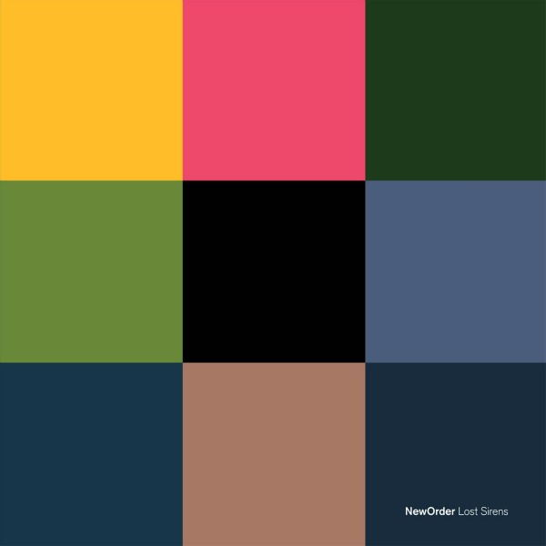 Stream: New Order's 'Lost Sirens' — 8 tracks from band's
