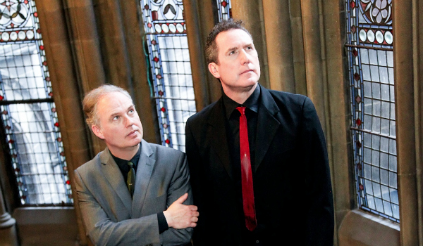 Stream: OMD, 'Metroland' — 7½-minute lead single off upcoming 'English Electric'